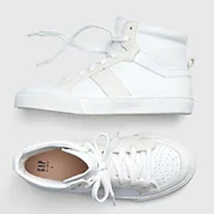 Gap Kids Glitter Hit-Top Sneakers